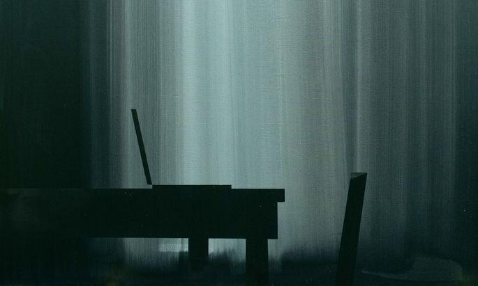 """Was für eine Inszenierung: Rafal Bujnowski, """"Stand by Computer"""", 2021."""
