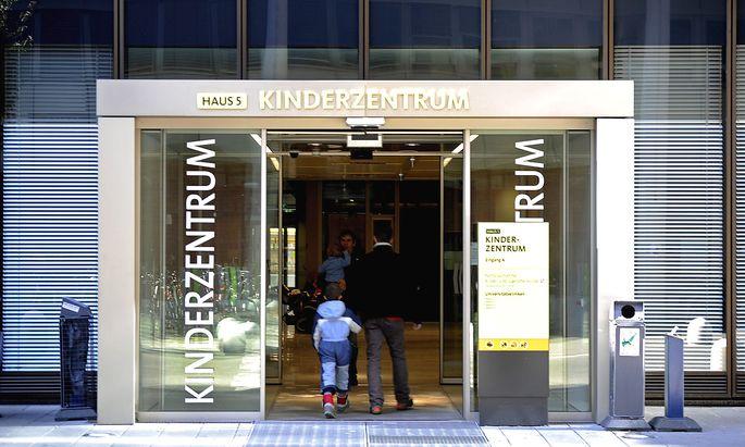 ARCHIVBILD: KINDERKLINIK INNSBRUCK