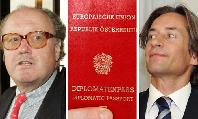 Spindelegger fuer Diplomatenpaesse fuer