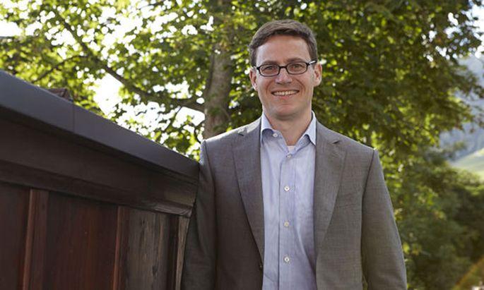 Sebastian Gaede (Bild) gründete 2012 gemeinsam mit Julian Weddige und Philipp Legge das Startup smartpatient.