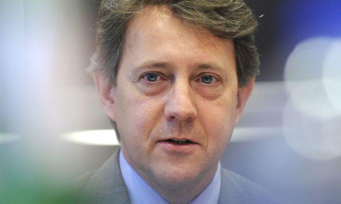 PK MEINL-BANK: VORSTAND PETER WEINZIERL