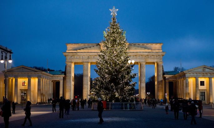 GERMANY CHRISTMAS TREE