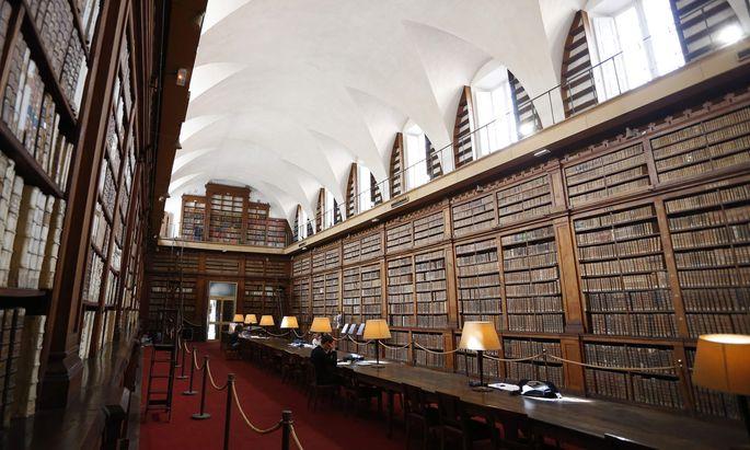 Themenbild: Bibliothek