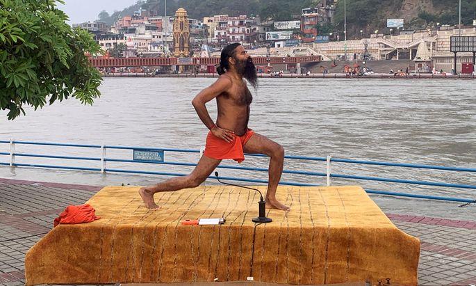 Guru Baba Ramdev.