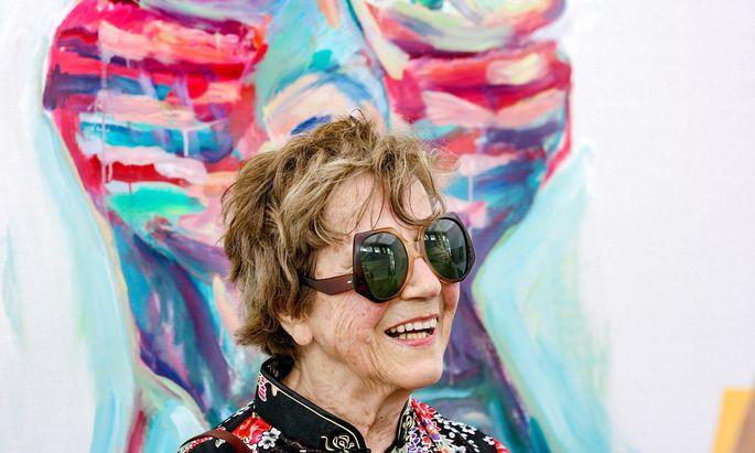 Maria Lassnig: Es ist die Kunst, jaja...