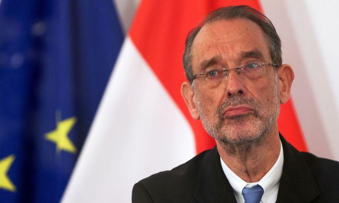 Bildungsminister Heinz Faßmann appelliert, an den Testungen teilzunehmen.