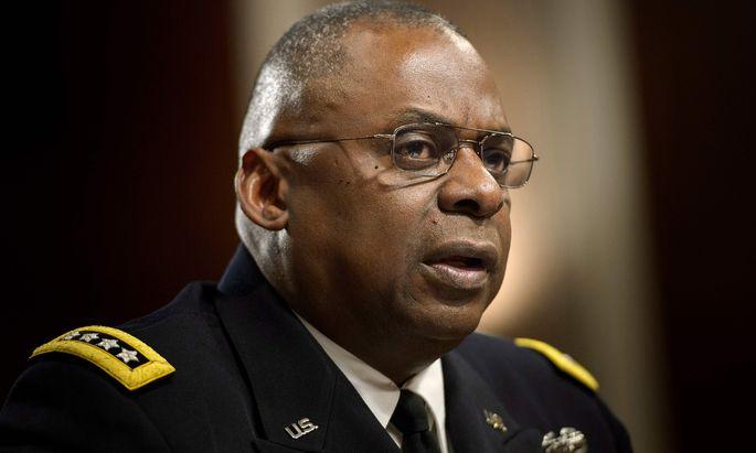 General Lloyd Austin dürfte von Biden als Verteidigungsminister nominiert werden.