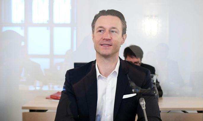Finanzminister Gernot Blümel sorgte wegen akuter Vergesslichkeit für Ärger.