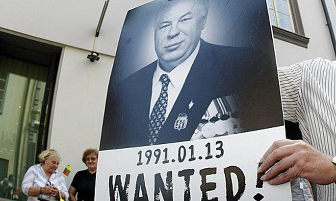 Golowatow Gorbatschows Befehl ausgefuehrt