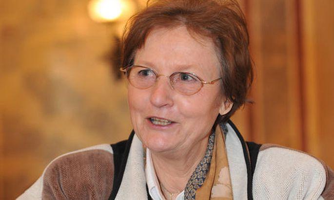 Univ.-Prof. Mag. Dr. Gudrun Biffl Photo: Michaela Bruckberger