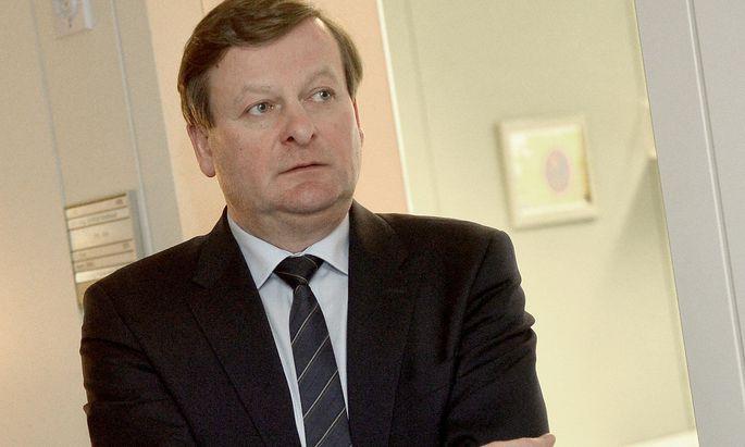 FPÖ-Landesrat Gottfried Waldhäusl.