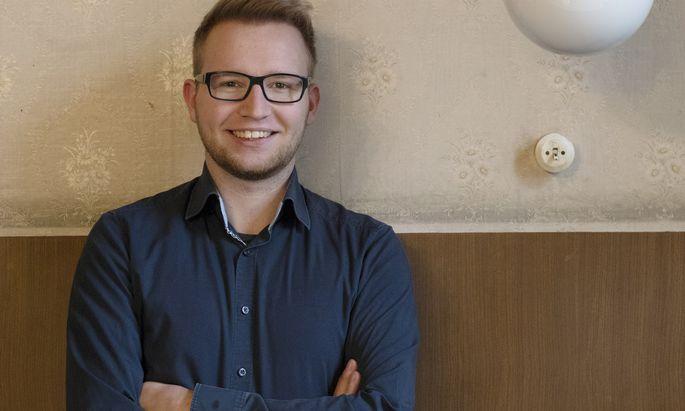 Christian Heschl kann bereits auf mehrere Preise bei Filmfestivals verweisen.