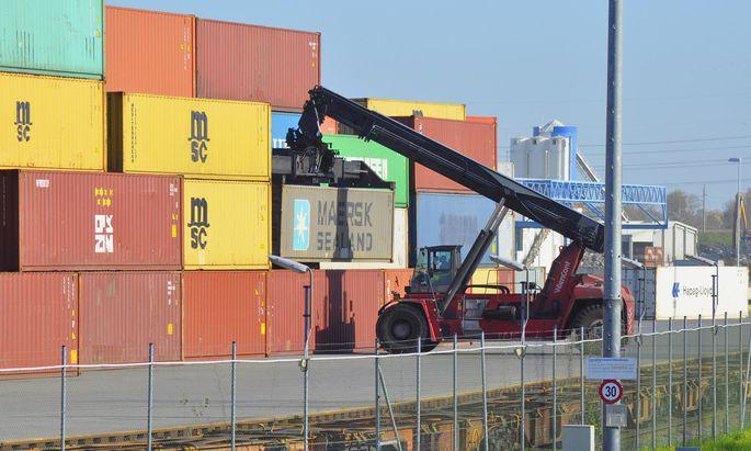 Österreichs Exporteure leiden unter der mangelnden Bonität ihrer Kunden.