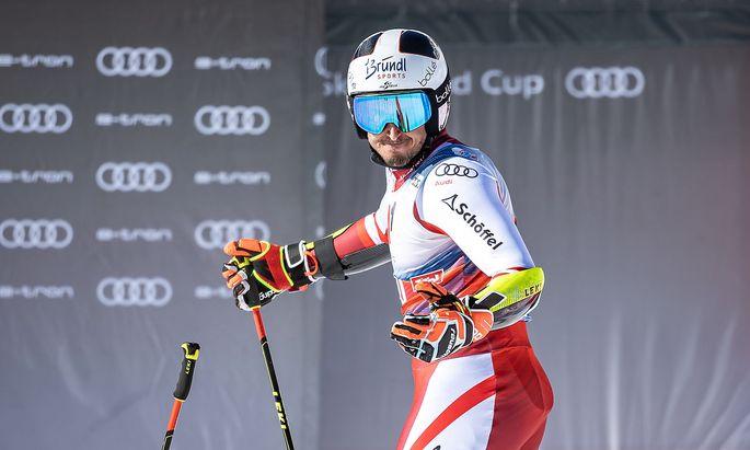 Das Rätselraten geht weiter. Auch bei Stefan Brennsteiner, immerhin schnellster rot-weiß-roter Läufer in Sölden.