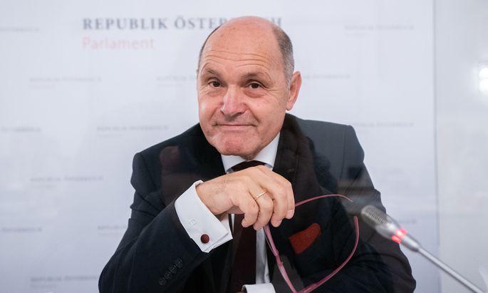 Nationalratspräsident Wolfgang Sobotka.