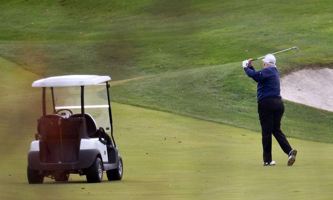 Nach Sturm auf Kapitol: Golfverband zieht Major von Trump-Kurs zurück