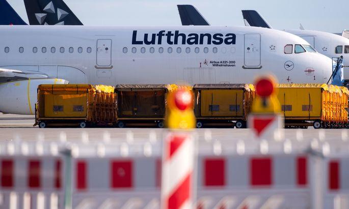 Die AUA-Mutter Lufthansa hat am Donnerstag einige Steine am Weg zur wirtschaftlichen Rettung aus dem Weg geräumt.