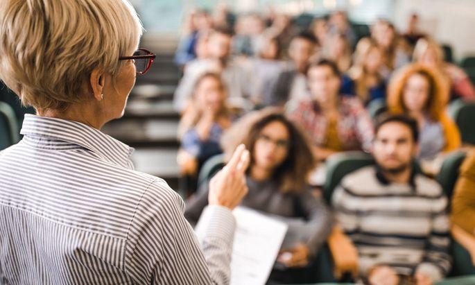 Neben Praxiserfahrung und Fachwissen benötigen FH-Professoren auch didaktische Qualitäten.