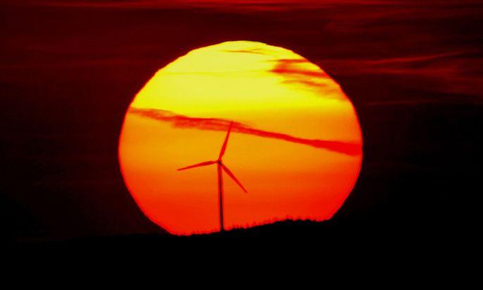 Wind- und Sonnenenergie, Hoffnungsträger unter den nicht versiegenden Quellen.