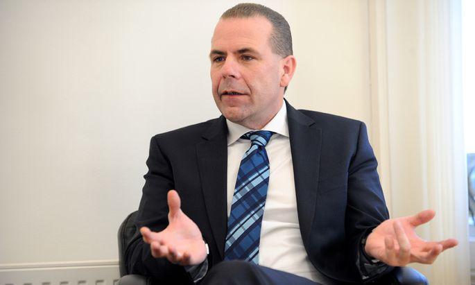 FPÖ-Generalsekretär Harald Vilimsky