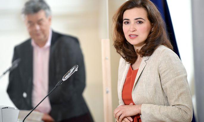 Justizministerin Alma Zadić ist seit Mitte März wieder in Amt. Sie setzt einen Expertengipfel an.