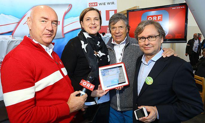 ORF APP zum Skiweltcup 2013/2014 S�lden
