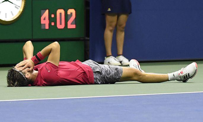 Die Strapazen des US-Open-Finales sind noch keine zwei Tage her, da liegt der Fokus schon auf dem nächsten großen Turnier.