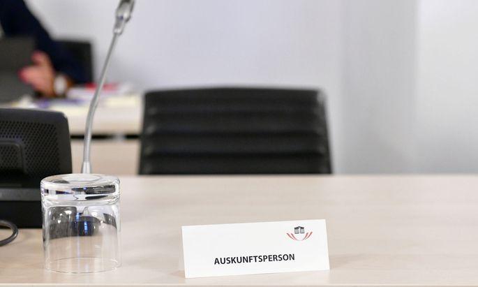 Symbolbild: U-Ausschuss