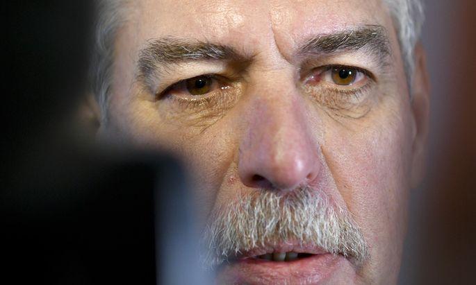 Finanzminister Schelling.