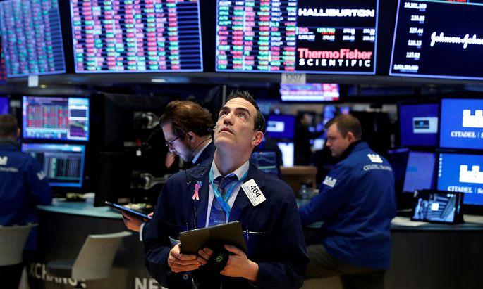Seit Mitte/Ende März geht es an den Märkten wieder bergauf.