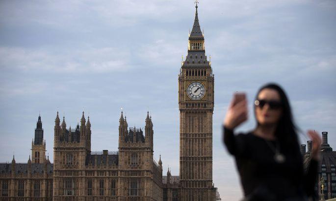 Britisches Parlament und Big Ben