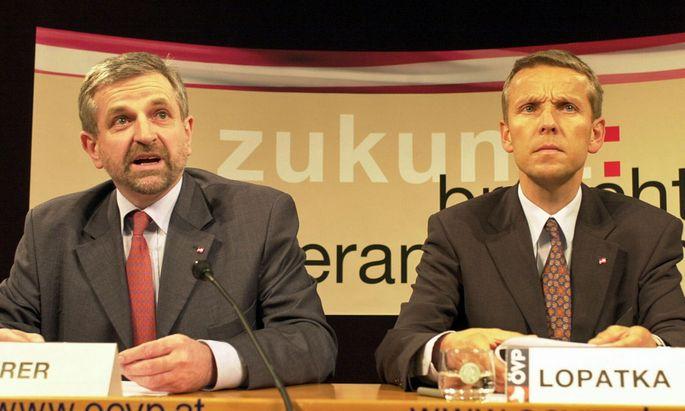 Telekom/ÖVP: Justiz ermittelt erstmals gegen eine Partei