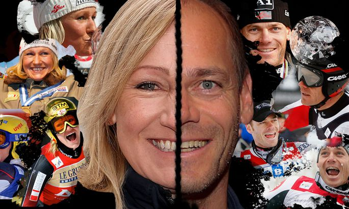 ALPINE SKIING - Battle for the presidency of the OESV