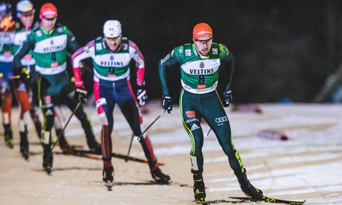 FIN FIS Weltcup Nordische Kombination Ruka 24 11 2018 Nordic Arena Ruka FIN FIS Weltcup Nordi