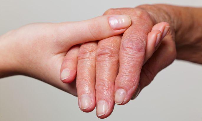 Altenpflege wohnt jetzt Ungarn