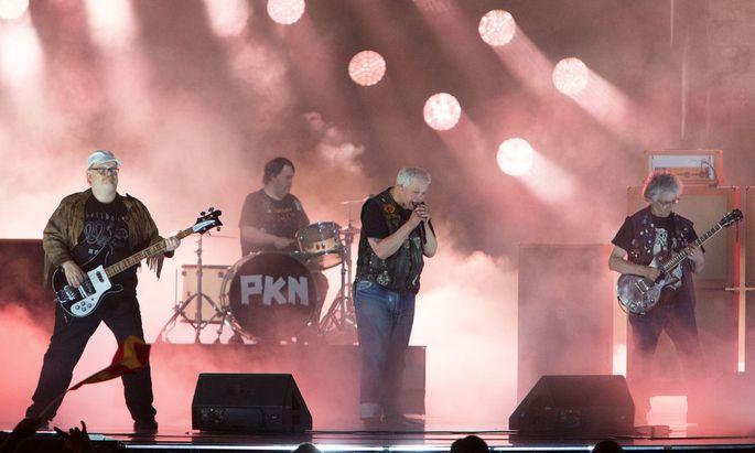 EUROVISION SONG CONTEST 2015 - PROBE FINNLAND: PERTTI KURIKAN NIMIP�IV�T