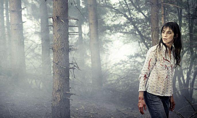 Charlotte Gainsboug in ''Antichrist'', Lars von Trier, DK/D/F/S/I 2009