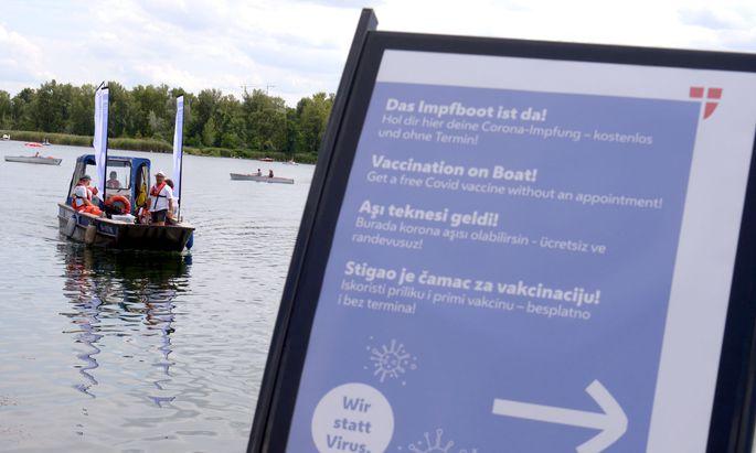 In Wien konnte man sich im Sommer sogar auf dem Boot impfen lassen. Was haben die Länder noch geplant, um mehr Menschen zum Impfen zu bewegen?