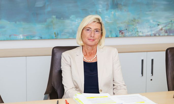VIG-Chefin Elisabeth Stadler sieht Potenzial in Osteuropa.