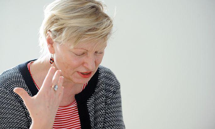 Karin Bergmann Burgtheater Direktorin