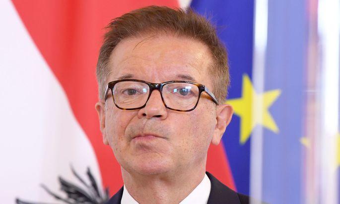 Gesundheitsminister Rudolf Anschober: Versuchen, richtig zu reagieren