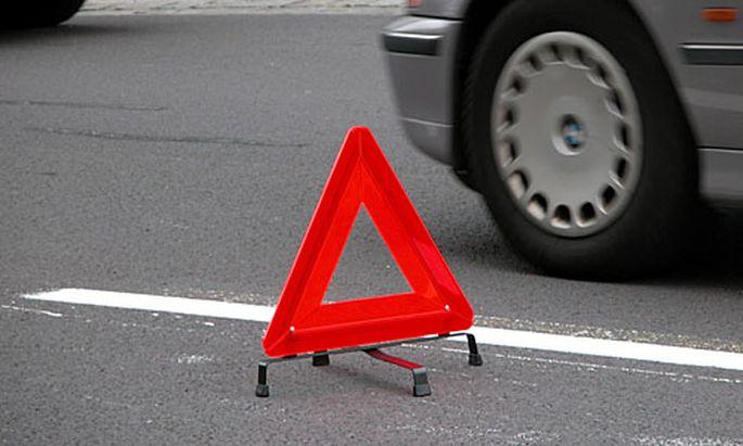 Keine Anklage leichten Verkehrsunfaellen