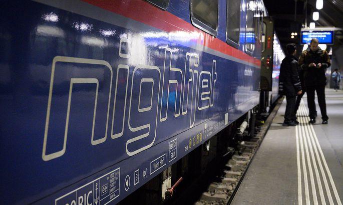 ÖBB-Nightjet