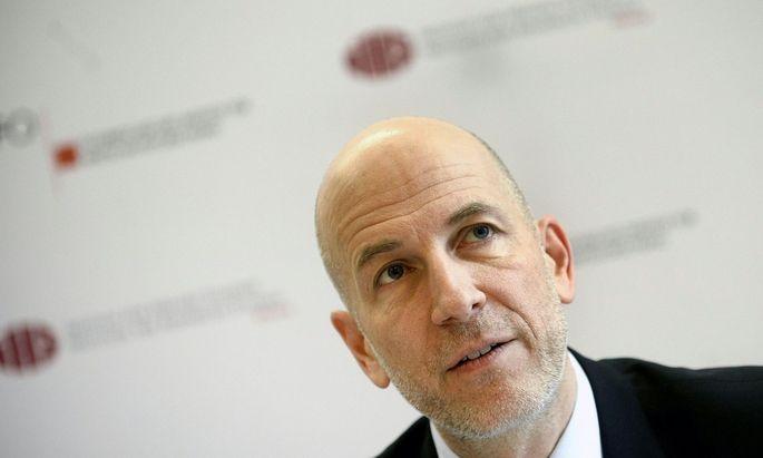 IHS-Chef Martin Kocher