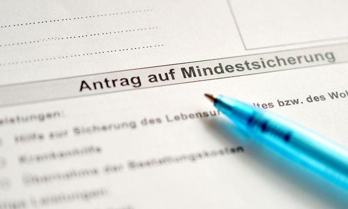 Die Zahl der Bezieher von Mindestsicherung stieg in Wien stark an.