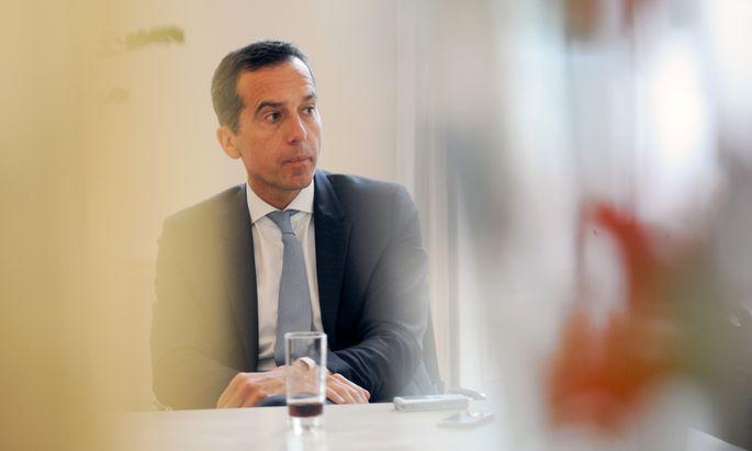 Am 6. September könnte der Entwurf für die Asylsonderverordnung stehen, sagt Kanzler Christian Kern.
