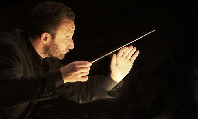 Handout picture of Kirill Petrenko Music Director at Bavarian State Opera