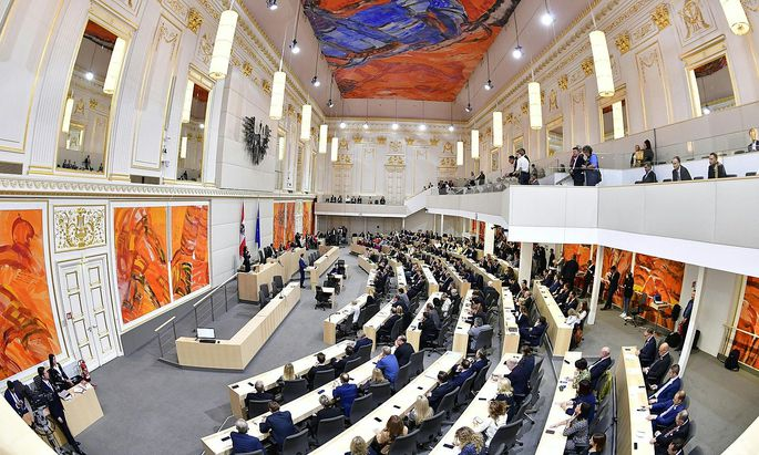 Nationalratssitzung