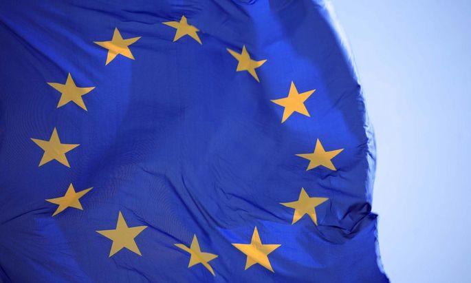 Europafahne - flag of europe