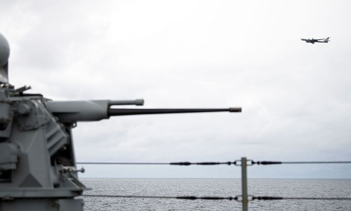 NORWAY-NATO-DEFENCE-EXERCISE-TRIDENT-JUNCTURE